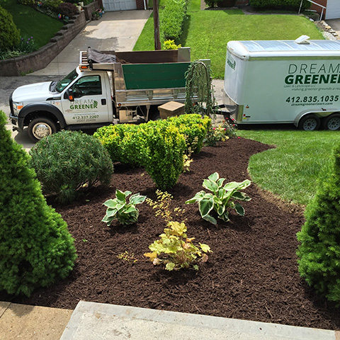 Lawn Installation Pittsburgh