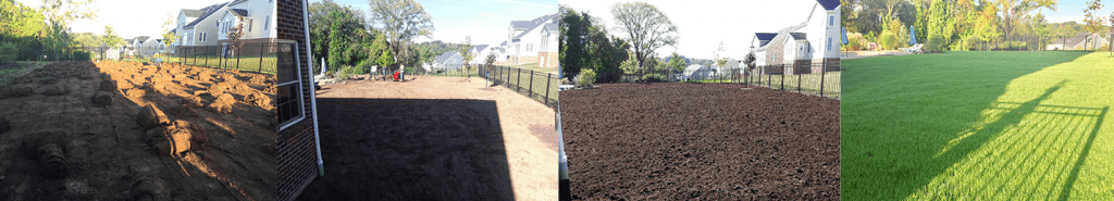 Lawn Replacement Pittsburgh