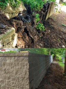 Retaining Walls Pittsburgh