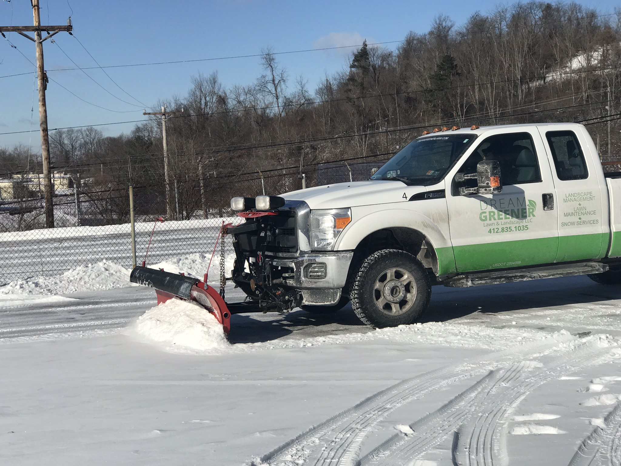 Snow Removal Pittsburgh
