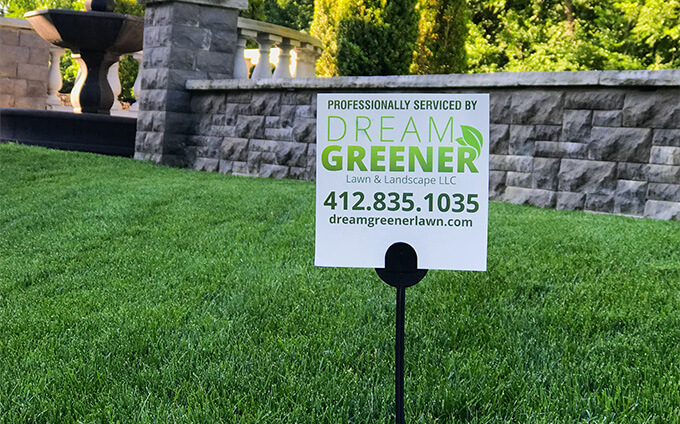 Dream Greener Lawns