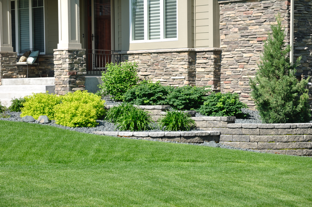 Landscaping Around your Hardscapes
